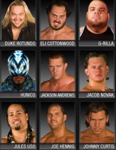 """¿Quién es """"HUNICO"""" el nuevo enmascarado del roster de FCW? 4"""