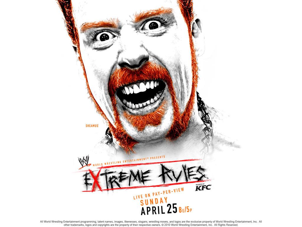 Resultado de imagen para extreme rules 2010 poster