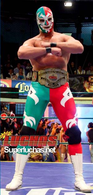¿Dos Caras Jr. dice no a WWE? 2