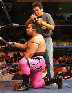 Coliseo de Guadalajara (resultados 27 abril 2010) - Exterminador gana la cabellera de Evola 15