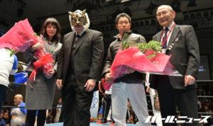 "RJPW: ""Dynamite Kid Memorial Box Office"" Tommy vuelve a Japón 2"