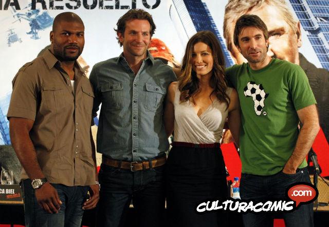 Quinton Rampage Jackson And The A Team Los Magnificos In Mexico Superluchas