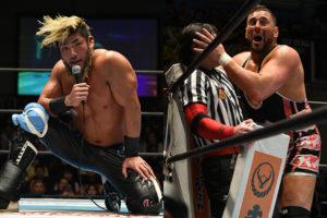 "NJPW: ""New Japan Cup 2019"" Día 8 Siguen SANADA y Colt Cabana 7"