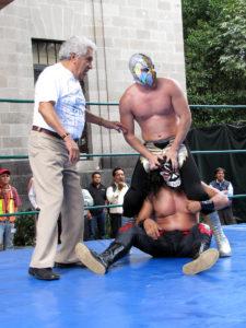 """Arena México: (domingo 18 de julio) """"INFIERNO EN EL RING 2010"""" - Hoy caerá una máscara en la Arena México 4"""