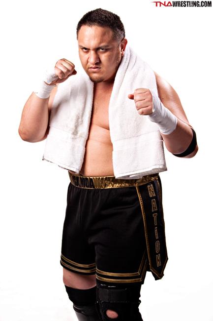 """Luchadores reaccionan a la salida de Samoa Joe - """"TNA no es lo que solía ser"""" 3"""