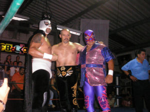 Dantes Lucha Factory (resultados 2 de septiembre) - Villano IV, Apolo Dantes y Cien Caras Jr. se llevan la lucha estelar 6