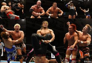 Resultados NJPW G1 Tag League: El Terrible y Texano Jr inician ganando  8