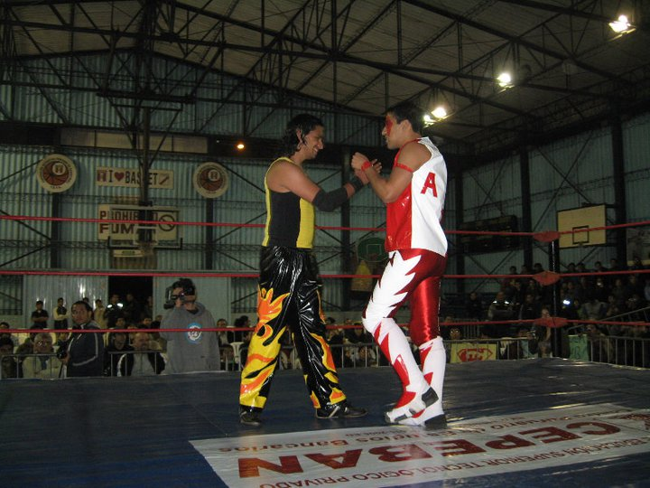 Clase Dinero & Poder, Primeros Campeones en Pareja de LWA / www.facebook.com/lwaperu