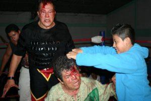 Los Juniors (resultados 14 de noviembre) Enrique Vera rapa a Cuchillo 6