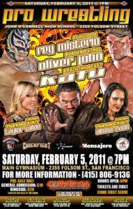 Taylor Wilde (Shantelle Malawski) se retira oficialmente del Wrestling… Enfrentará a Alissa Flash el 05 de Febrero de 2011 en la empresa Pro Wrestling Revolution 1