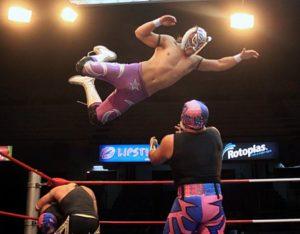 Los Hermanos Trueno vs Los Hermanos Casas rivalidad que crece en la Coliseo de Guadalajara 2