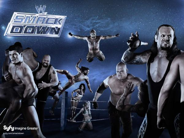 WWE SmackDown (Cobertura y Resultados 13 de Mayo del 2011) - Randy Orton llega a SmackDown como Campeón 1