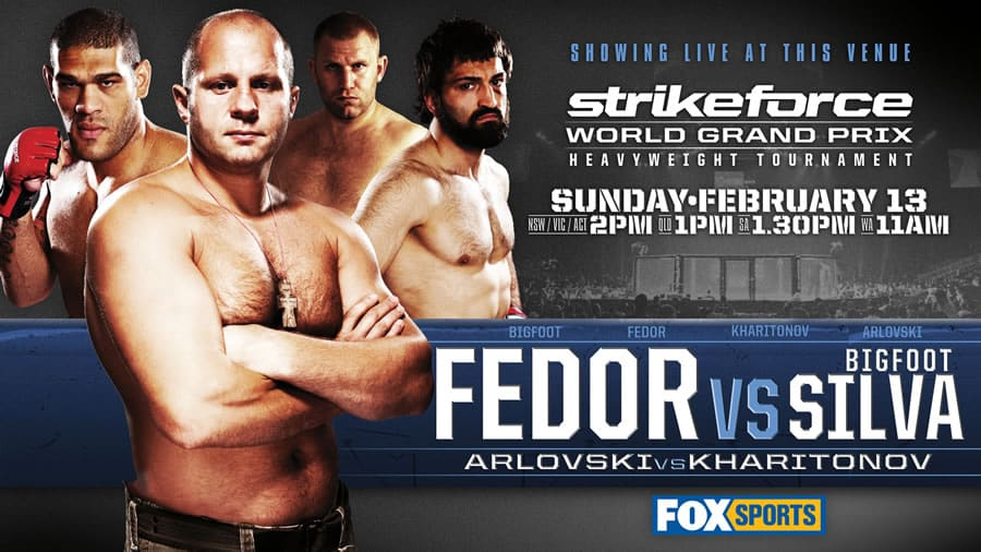 Strikeforce: Fedor vs. Silva (Previo, apuestas y resultados) - Emelianenko es amplísimo favorito 1