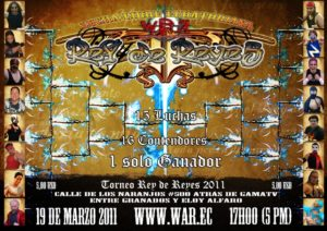 WAR: Rey de Reyes 2011 2