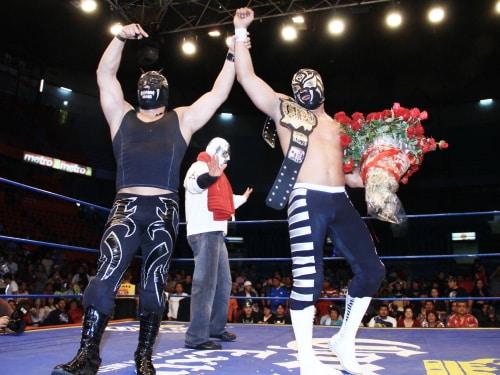 Arena México (resultados 13 de Marzo) ¡La Sombra nuevo campeón mundial histórico NWA de peso Welter! 1