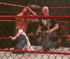 Christopher Daniels regresa a TNA / 31 de marzo del 2011