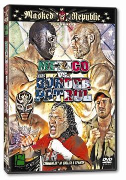 Exclusiva: Listo el lanzamiento de DVDs de Masked Republic  2