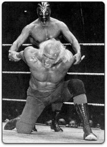 "1978: Mil Mascaras vs ""Superstar"" Billy Graham 1"