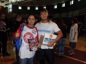 Exclusiva: Curiosidades del evento de NJPW Invasion Tour 2011 - Attack on the East Coast desde New Jersey 2