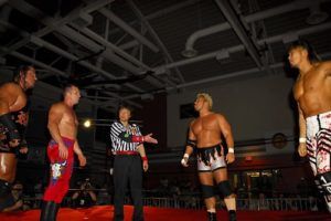 "NJPW Invasion Tour ""Atack on East Coast"": Reporte fotográfico 1a. Fecha 1"