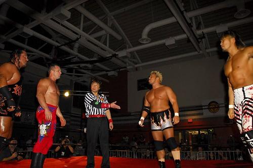 "NJPW Invasion Tour ""Atack on East Coast"": Reporte fotográfico 1a. Fecha 6"
