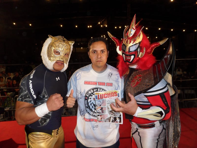 Curiosidades del evento de NJPW Invasion Tour 2011 – Attack on the East Coast desde New York - Parte 2 6