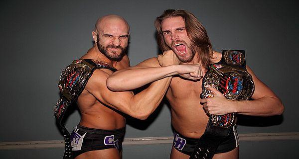 Kings of Wrestling (Chris Hero y Claudio Castagnoli)