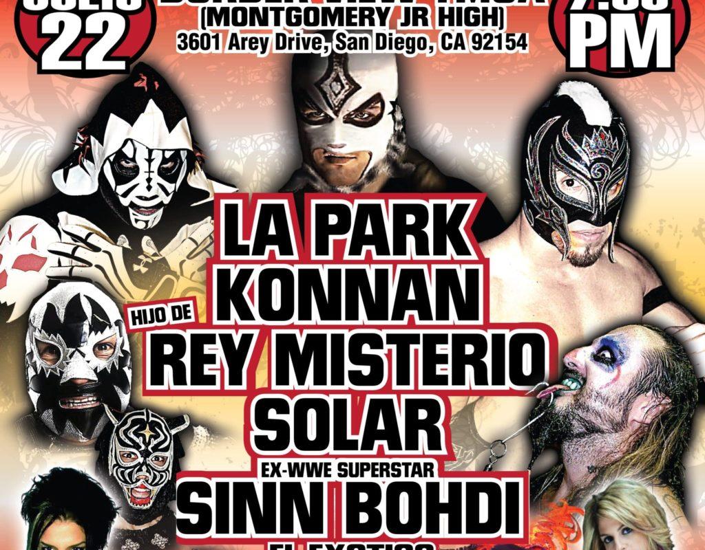 Masked Republic: ¡Viva la Lucha!