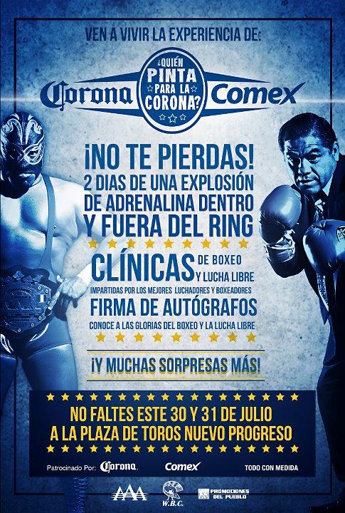 Quién pinta para la Corona este 30 y 31 de Julio en Guadalajara previo a Verano de Escándalo 2