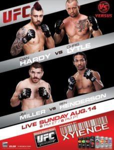 UFC Live 5: Hardy vs. Lytle