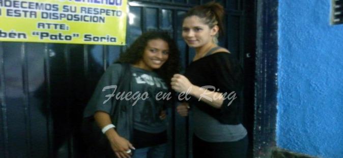 Imagen: Rosita y Sarita en la coliseo de Guadalajara 1