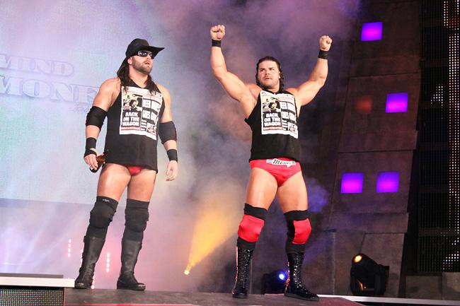 ► ¿Podría reunirse Beer Money Inc en WWE?