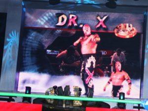 Dr. X-treme es recordado en la Arena México 2