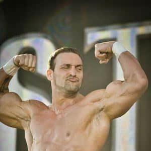 Chris Masters dice que la mayoría del talento de la WWE tomó drogas para mejorar el rendimiento 1