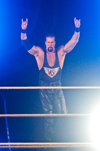 Kevin Nash regresa al ring de WWE en Japón