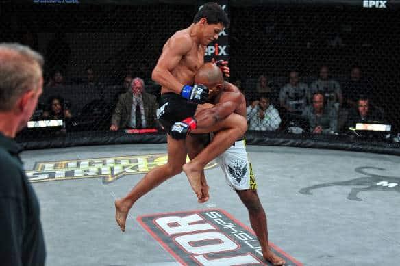 Bellator MMA firma a ex contendiente al título de UFC 3