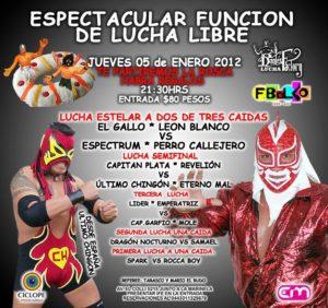 El Último Chingón llega a Guadalajara el próximo 5 de enero del 2012 1