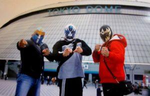 Valiente, Atlantis y Máscara Dorada listos para el Wrestle Kingdom 4