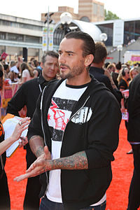 CM Punk / Wikipedia.org