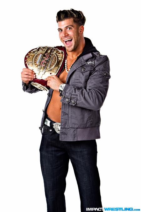 El campeón de la TV de TNA Robbie E lanzara un reto abierto durante el PPV