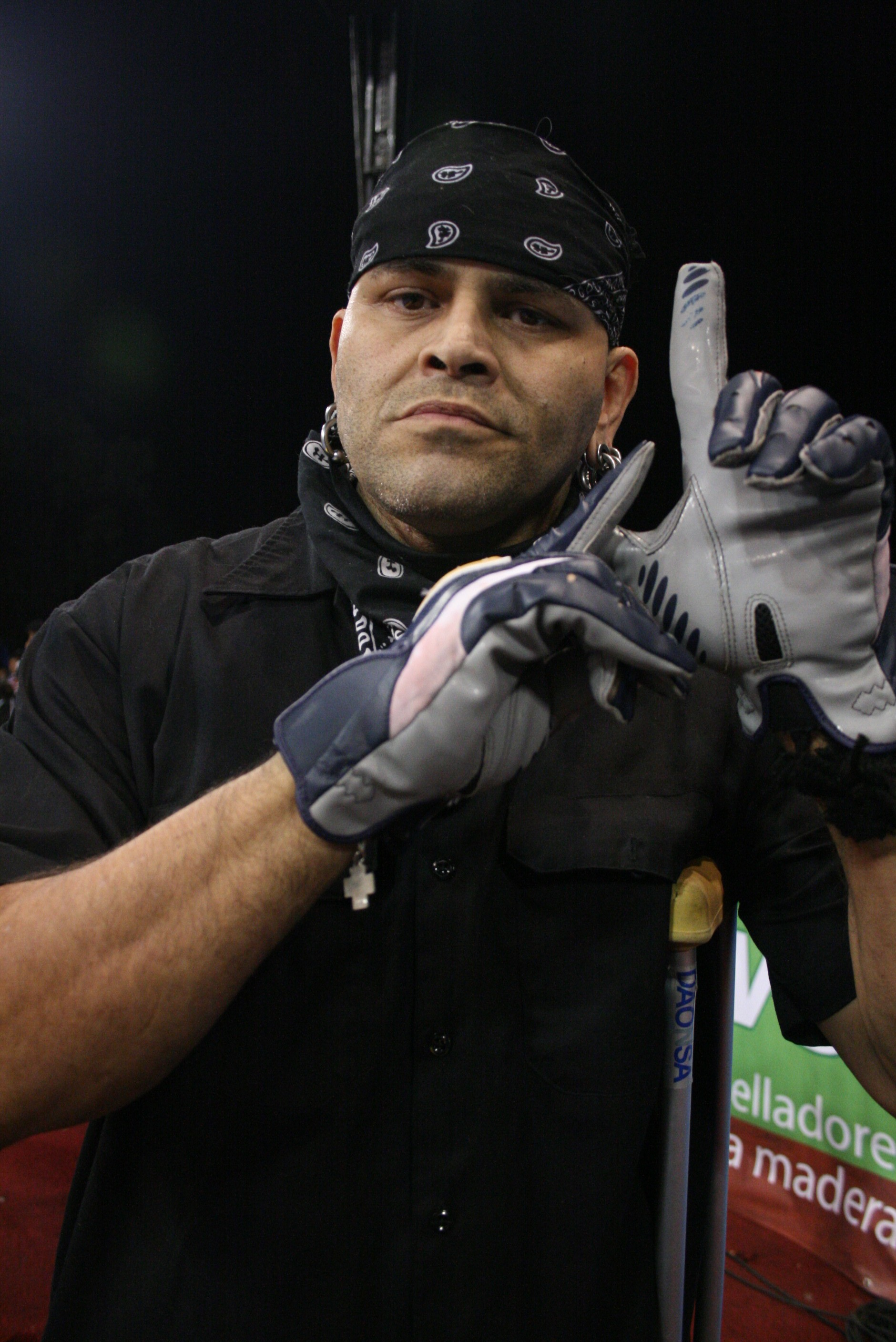 Konnan / Photo by: Súper Luchas