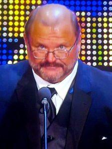 Arn Anderson da su discurso en el WWE Hall of Fame Class 2012 (31.3.12) / Facebook.com/WWE