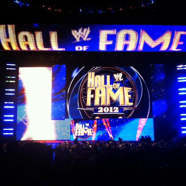 WWE Hall of Fame Class 2012