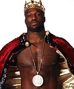 """Muhammed """"King Mo"""" Lawal"""
