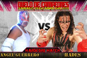 Angel Guerrero versus Hades