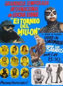 El Torneo del Millón / Periódico El Espacio (1977)