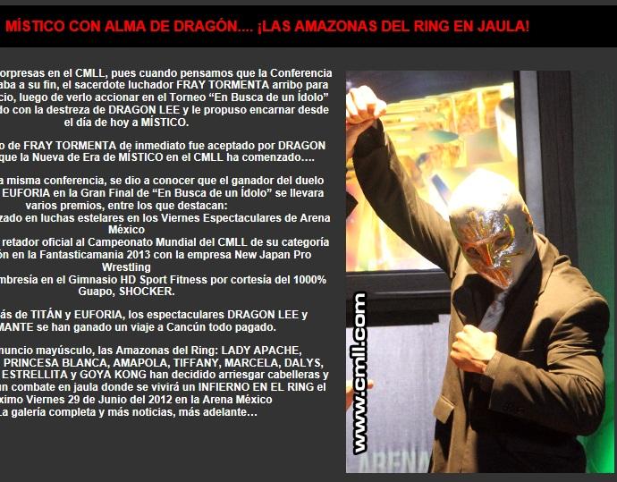 """Imagen: """"Místico con alma de dragón"""" 3"""