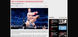 WWE Top 30: Los mejores Brawlers de la historia 51