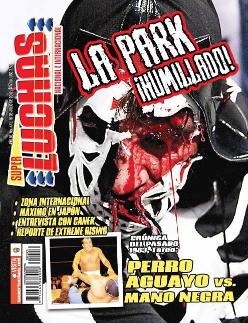 Súper Luchas #471