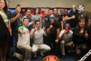"""Las cartas de IWRG rumbo a """"Lucha Libre 2012 La Experiencia"""" 11"""